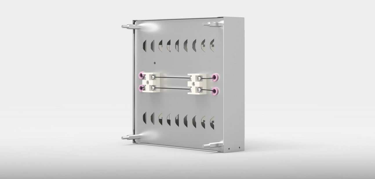 Modular IR 260 robust modular heating solution from Ceramicx