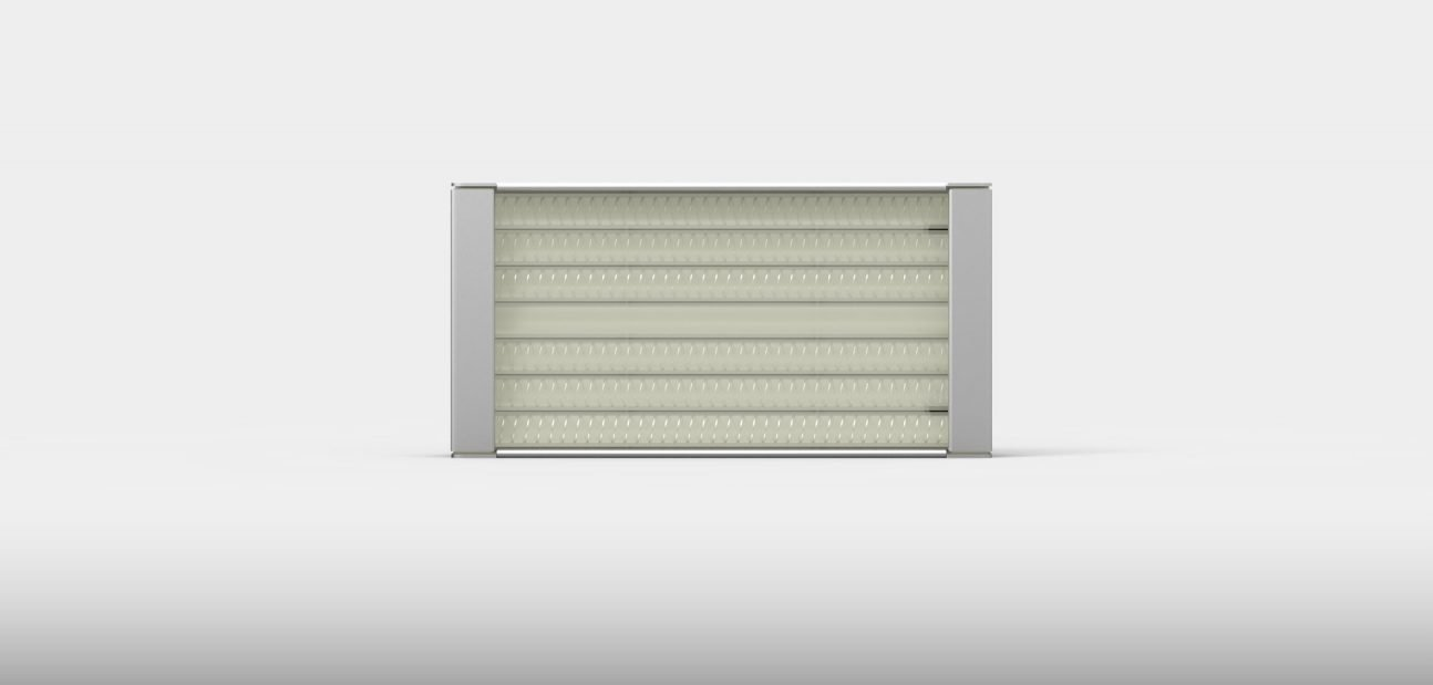 Pillared Quartz Infrared Heating Element – Ceramicx