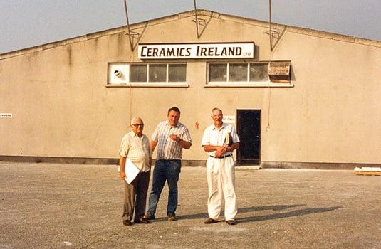 Ceramicx original building