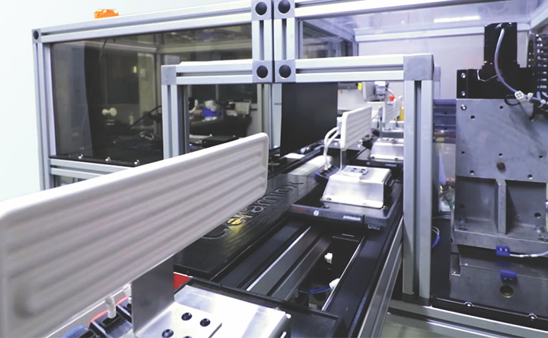 Ceramicx Test Machine