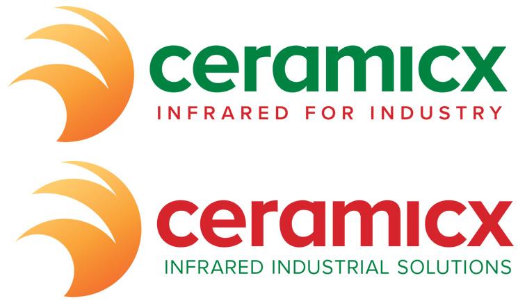 Ceramicx logos