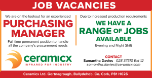 Purchasing manager job Vacancy
