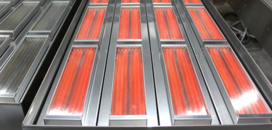 Infrared Heating Panel Replacement Oven