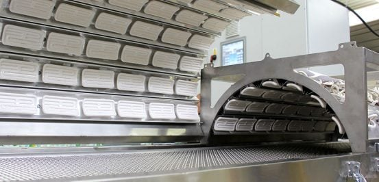 42kW Curing Oven