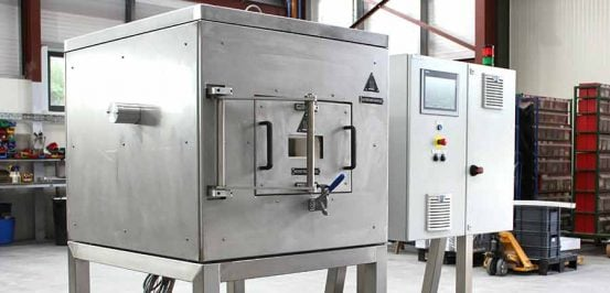 Aerospace Industrial R&D Furnace Oven