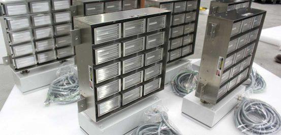 Quartz Infrared Heating Modules