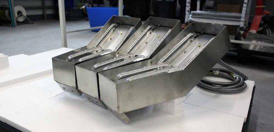 Halogen Infrared Heating Sectors