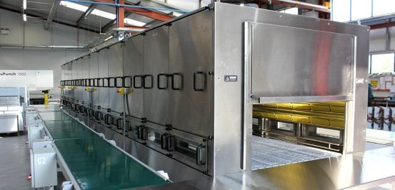 Ceramicx Modular Infrared Conveyor Oven
