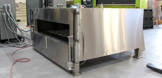 Custom Infrared Oven For Injection Mould Tooling Manufacturer